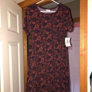 Dress from lularoe. Carly